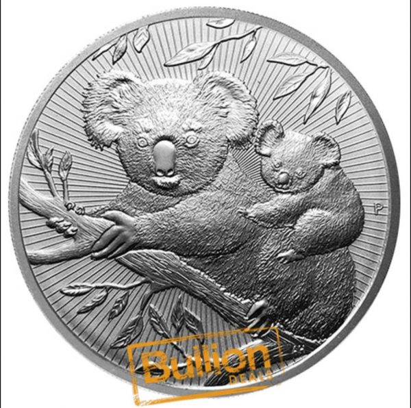 2018 Australian Koala Mother and Baby Piedforts Silver reverse.jpg