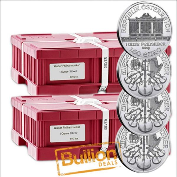 2019 Austrian Philharmonic Silver 1500 Coins 3xMonster Boxes.jpg