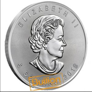 2019 Canadian Maple Leaf Silver obverse.jpg