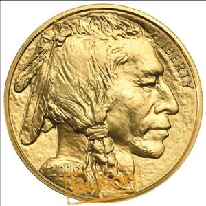 Buffalo Gold 1 oz Coin obverse.jpg