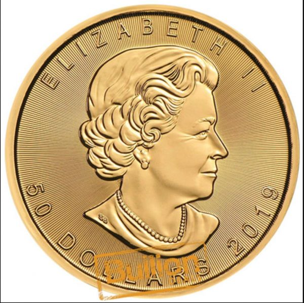 Canadian Maple Gold 1 oz Coin obverse.jpg