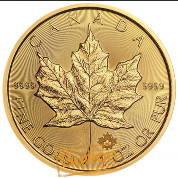 Canadian Maple Gold 1 oz Coin reverse.jpg
