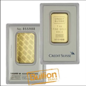 Credit Suisse Gold 1 oz Bar.png