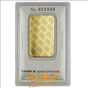 Credit Suisse Gold 1 oz Bar obverse.jpg
