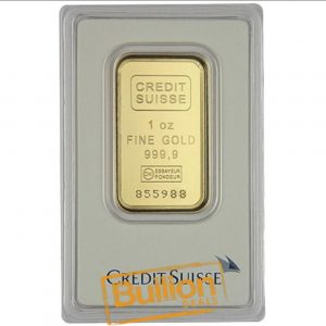 Credit Suisse Gold 1 oz Bar reverse.png