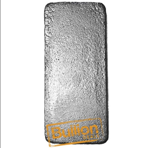 Johnson Matthey Silver 5 kg Bar reverse.jpg