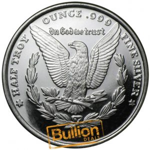 Morgan Dollar Design Silver 0.5 oz Round reverse.jpg
