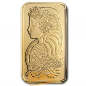 Pamp Suisse Fortuna 1 oz gold bar obverse.jpg