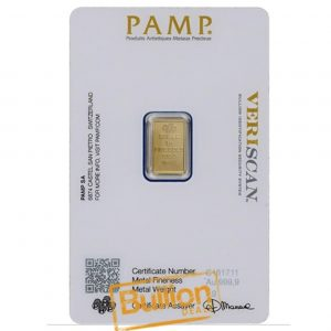 Pamp Suisse Fortuna Gold 1 g Bar 2.jpg