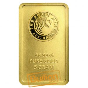 Perth Mint Gold 5 g Bar obverse.jpg