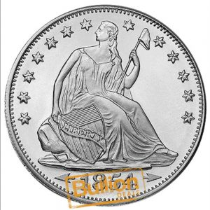 Seated Liberty Silver 1 oz Round obverse.jpg