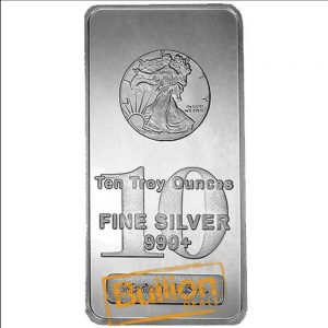 Walking Liberty Design Silver 10 oz Bar obverse.jpg