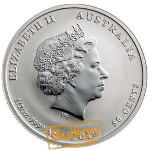 Year of the Pig Perth Silver 0.5 oz Coin obverse.jpg